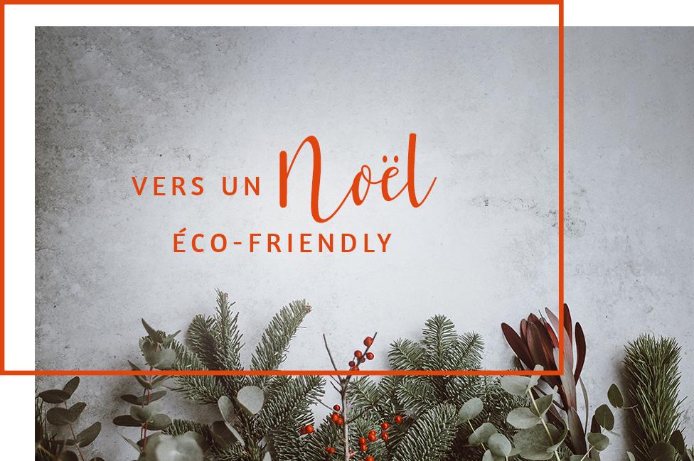 Vers un Noël éco-friendly