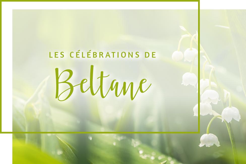 les célébrations de beltane