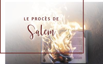 Le procès de Salem