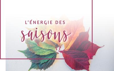 L'énergie des saisons