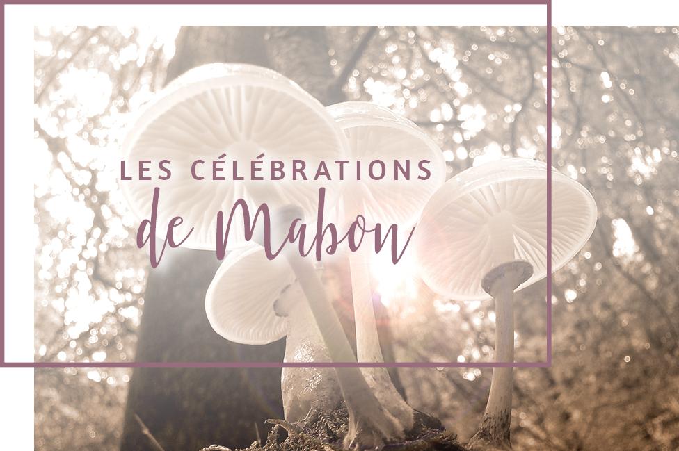 les célébrations de Mabon
