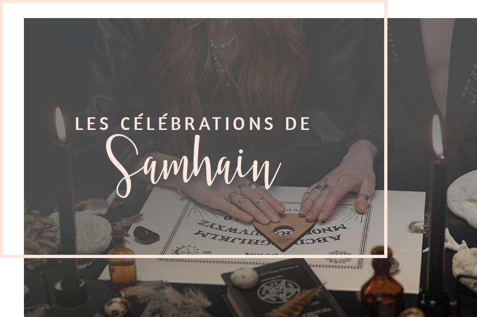 Les célébrations de Samhain